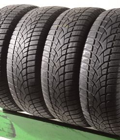 Dunlop SP Winter Sport 3D -